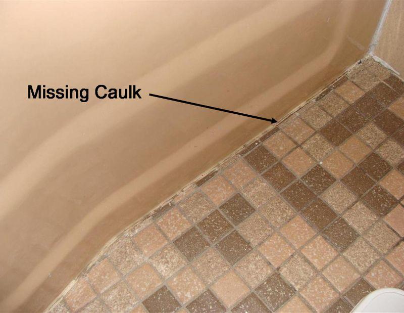 Gap at tub and floor1