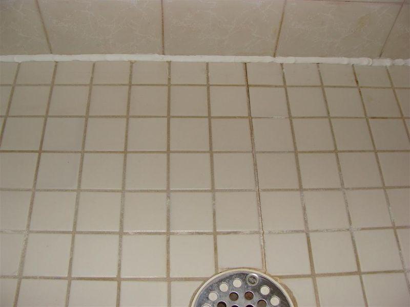 Cracked Shower