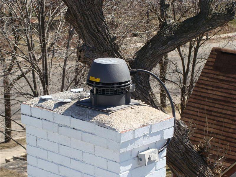 Chimney Fan