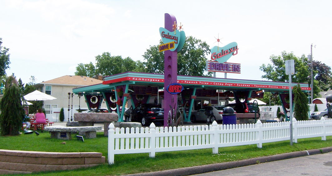 Galaxy Drive In St Louis Park