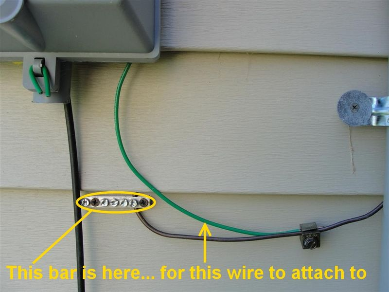 Electrical - wrong low voltage tap