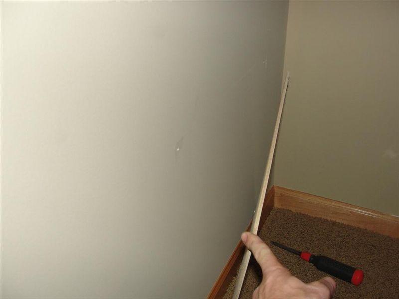 Plumbing - missing access panel