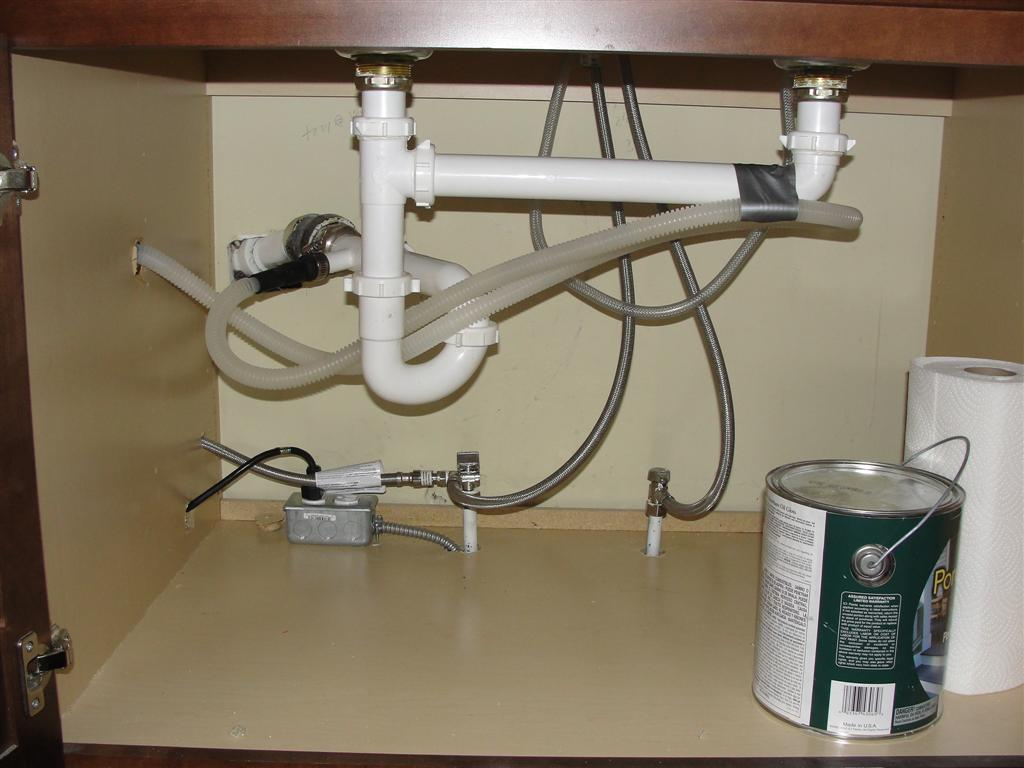 The Most Common Dishwasher Installation Defect Dryer Wiring Diagram Besides If You Can Additionally Electrical Drain