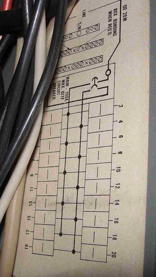 Panelboard diagram 3
