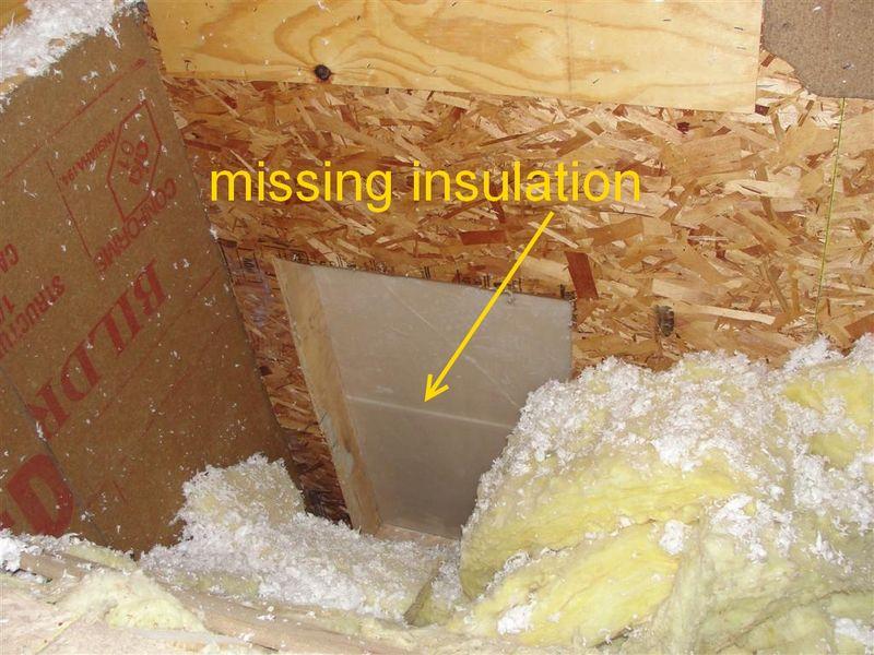 Attic Insulation 3