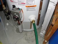 Water Heater Drain