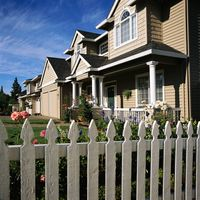 House-fence