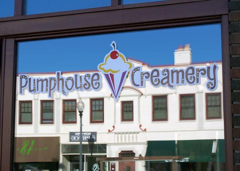 Pumphouse-window