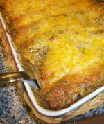 Enchiladas-beef
