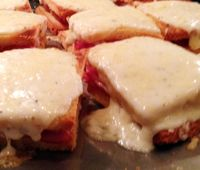 Croque monsieur2013