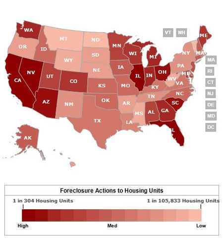 Foreclosure heat map-nov2012