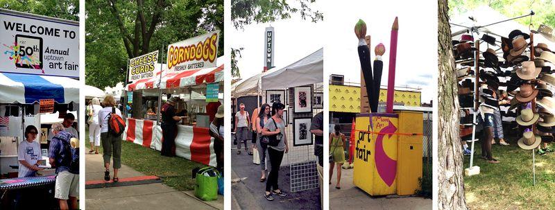 Uptown-art fair 2013