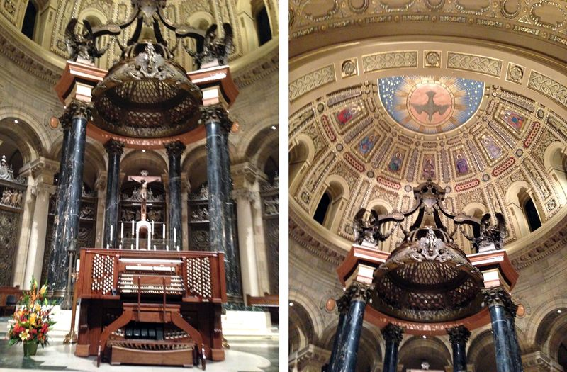 St Paul Cathedral organ2a