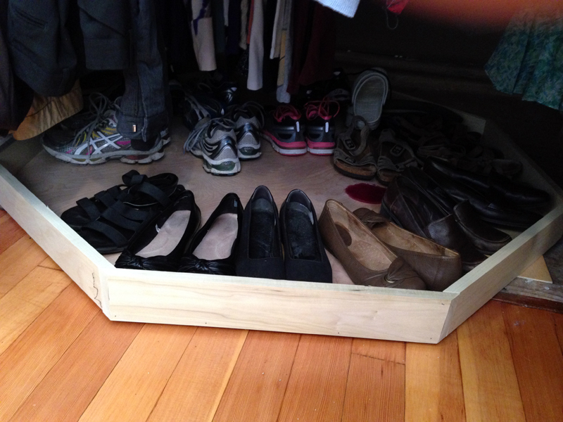 Storage-shoes