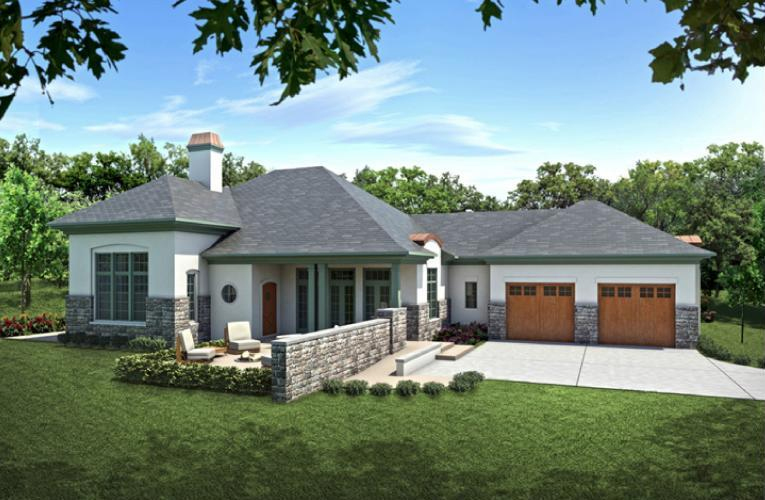Aging-in-place house plans