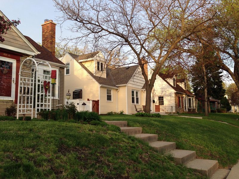 Robbinsdale homes