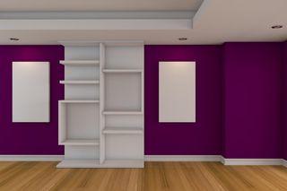 Purple Wall Color