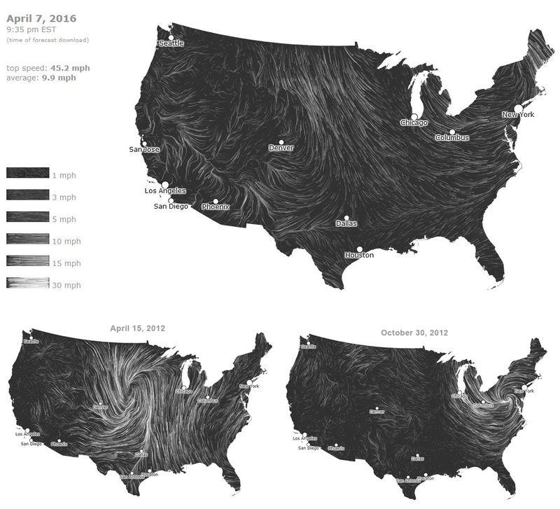 Windmap-composite