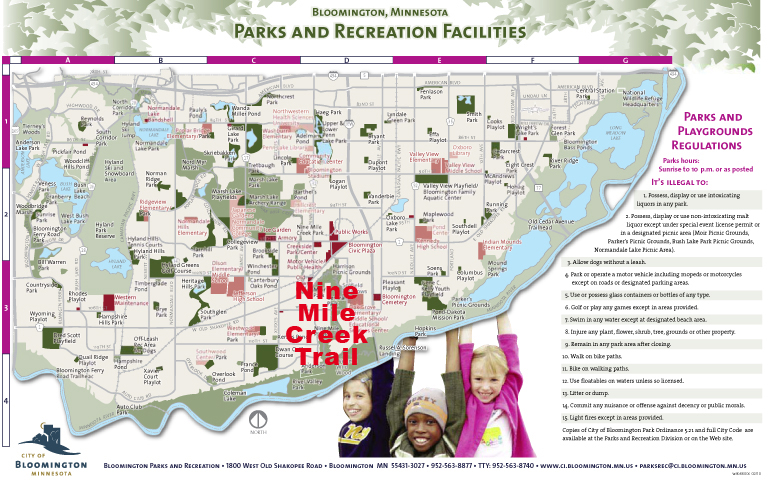 Bloomington Parks
