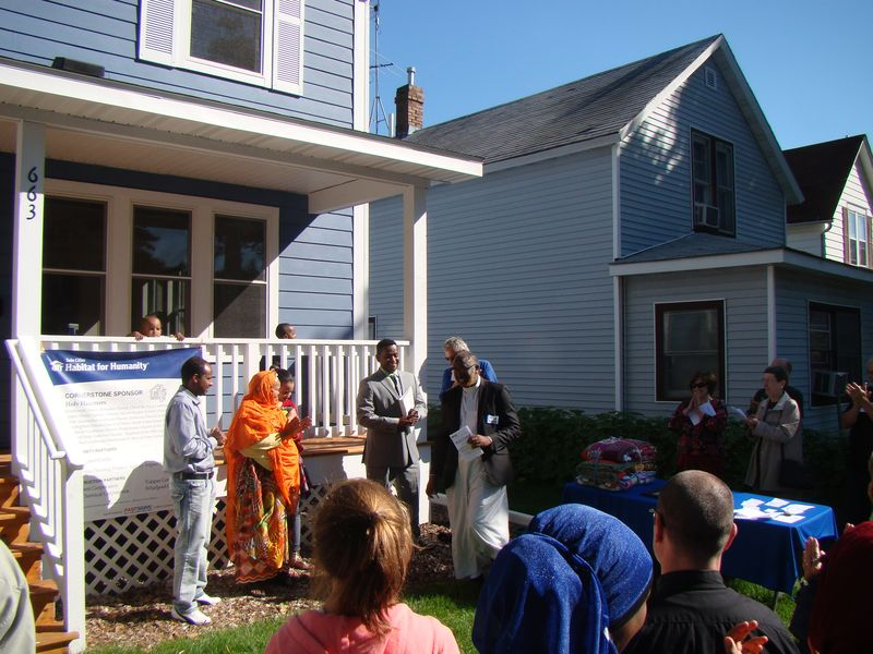 Habitat Dedication  663 Edmund Av SP 3