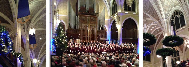 Central-choirs