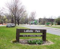 LaBelle Park sign