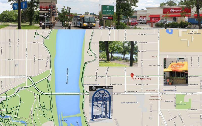 Highland Park map2
