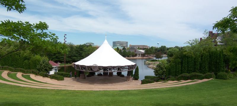 Centennial lakes-amphitheater