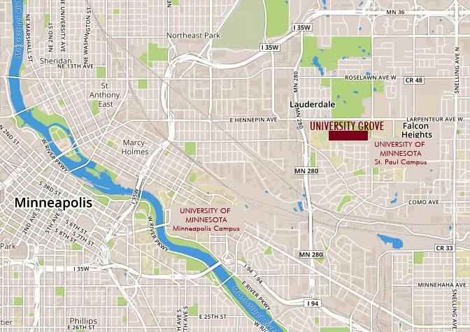University Grove - map2