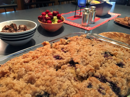 Blueberry coffee cake-best moist1