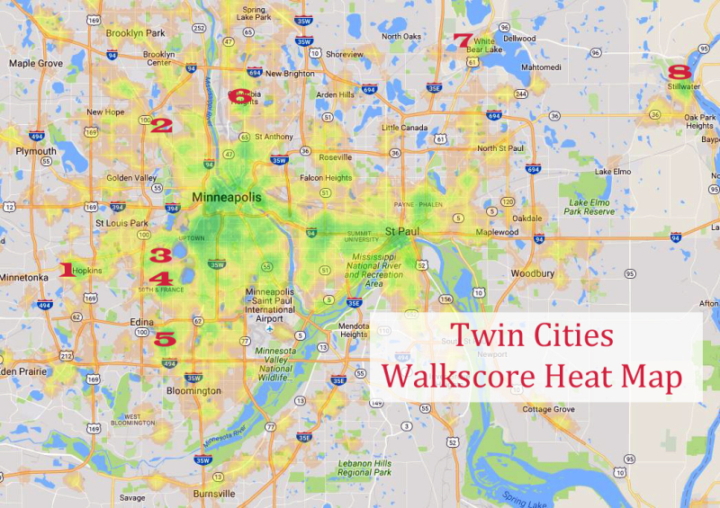 Walkscore-heat map1