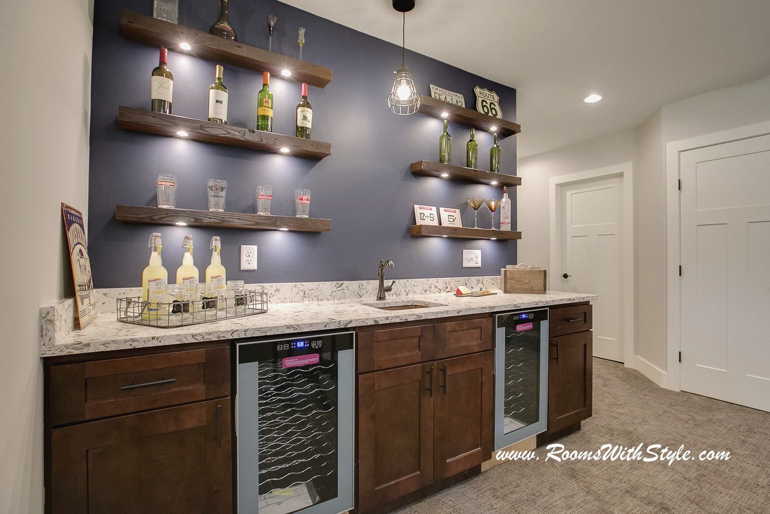 Shelves Above Kitchen Cabinets What Do You Think Of Floating Shelves Rooms With Style Home
